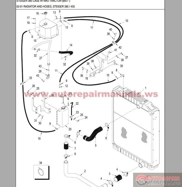 case 385 tractor wiring diagram case ih wiring schematic