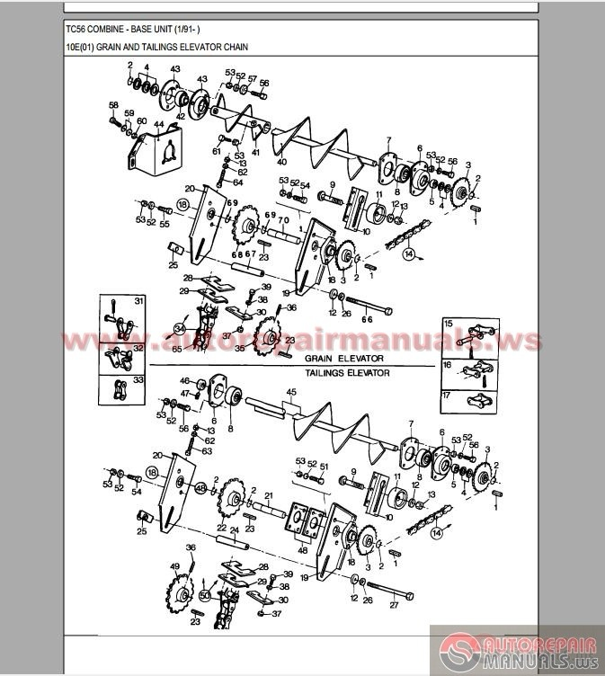 New Holland Parts Diagram 6640 Diy Enthusiasts Wiring Diagrams