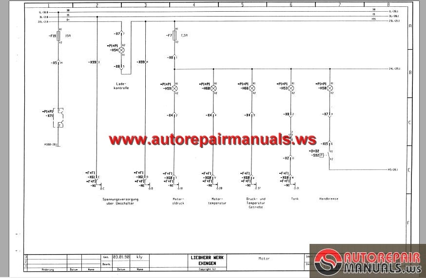 liebherr mobile crane ltm 1050 diagrams electrical auto. Black Bedroom Furniture Sets. Home Design Ideas