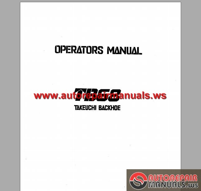 takeuchi tl130 wiring diagram takeuchi image takeuchi tb68 operator manual auto repair manual forum heavy on takeuchi tl130 wiring diagram