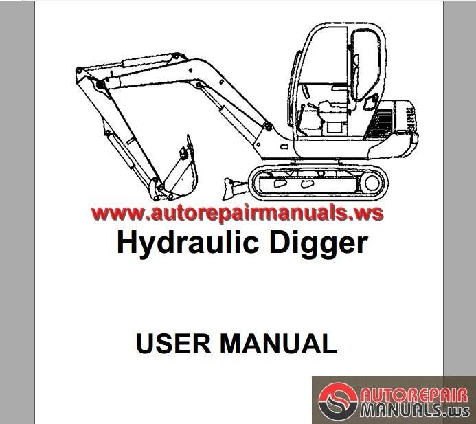 Yuchai Hydraulic Digger Yc25