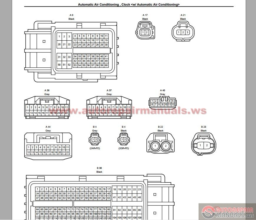 Toyota_RAV4_2011_Electrical_Wiring_Diagrams_EWD3 toyota rav4 2011 electrical wiring diagrams ewd auto repair 2014 toyota rav4 wiring diagram at gsmx.co