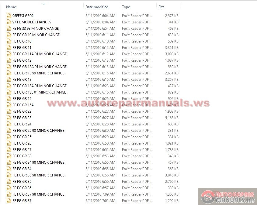 fuso 6m70 engine service manual