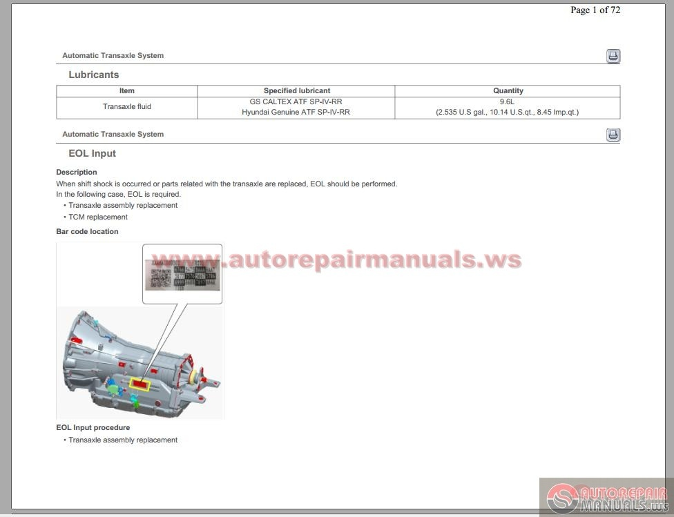 Hyundai Genesis Coupe 2014 Workshop Manual