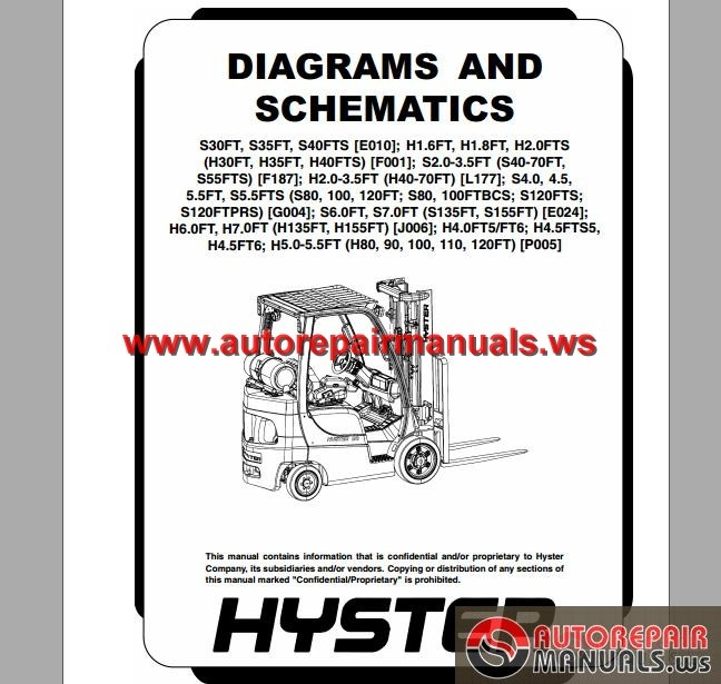 hyster diagrams and schematics 8000 srm 1387 auto repair more the random threads same category