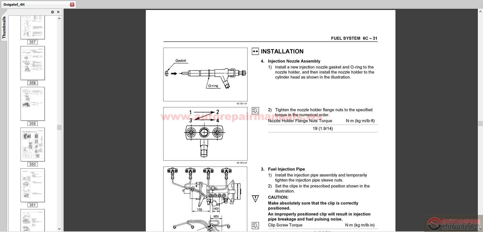 instructions for repair trucks isuzu elf auto repair. Black Bedroom Furniture Sets. Home Design Ideas