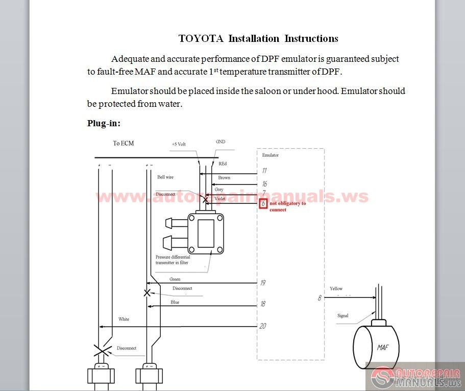 landcruiser workshop manual free download