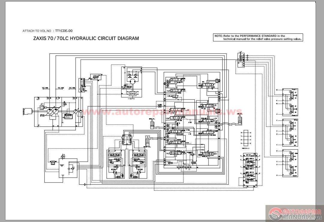 hitachi excavator zaxis zx70 70lc hydraulic circuit diagram auto hitachi excavator zaxis zx70 70lc hydraulic circuit diagram size 2 0mb language english type pdf pages 6