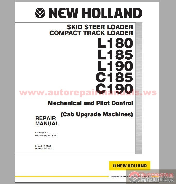 new holland ls170 wiring diagrams free