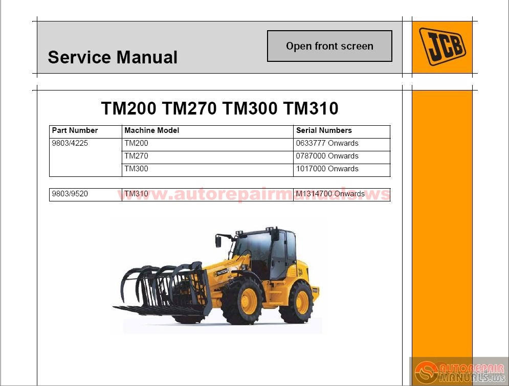 jcb wiring diagram jcb tlb wiring diagram jcb auto wiring diagram – Jcb Skid Steer Wiring Diagram