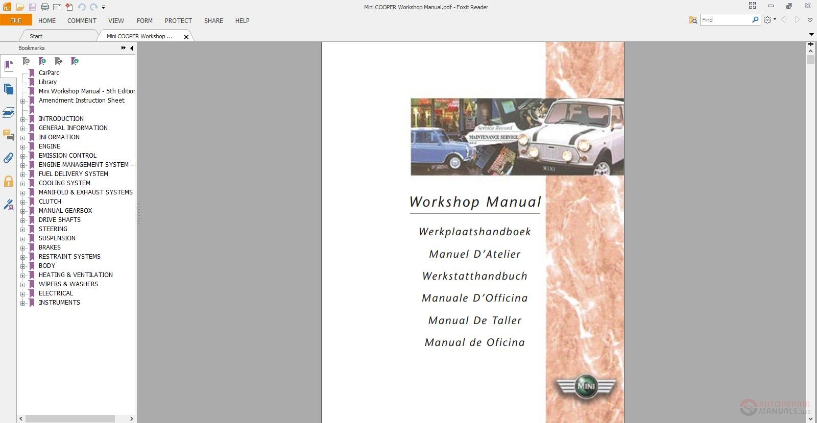 mini cooper workshop manual auto repair manual forum. Black Bedroom Furniture Sets. Home Design Ideas