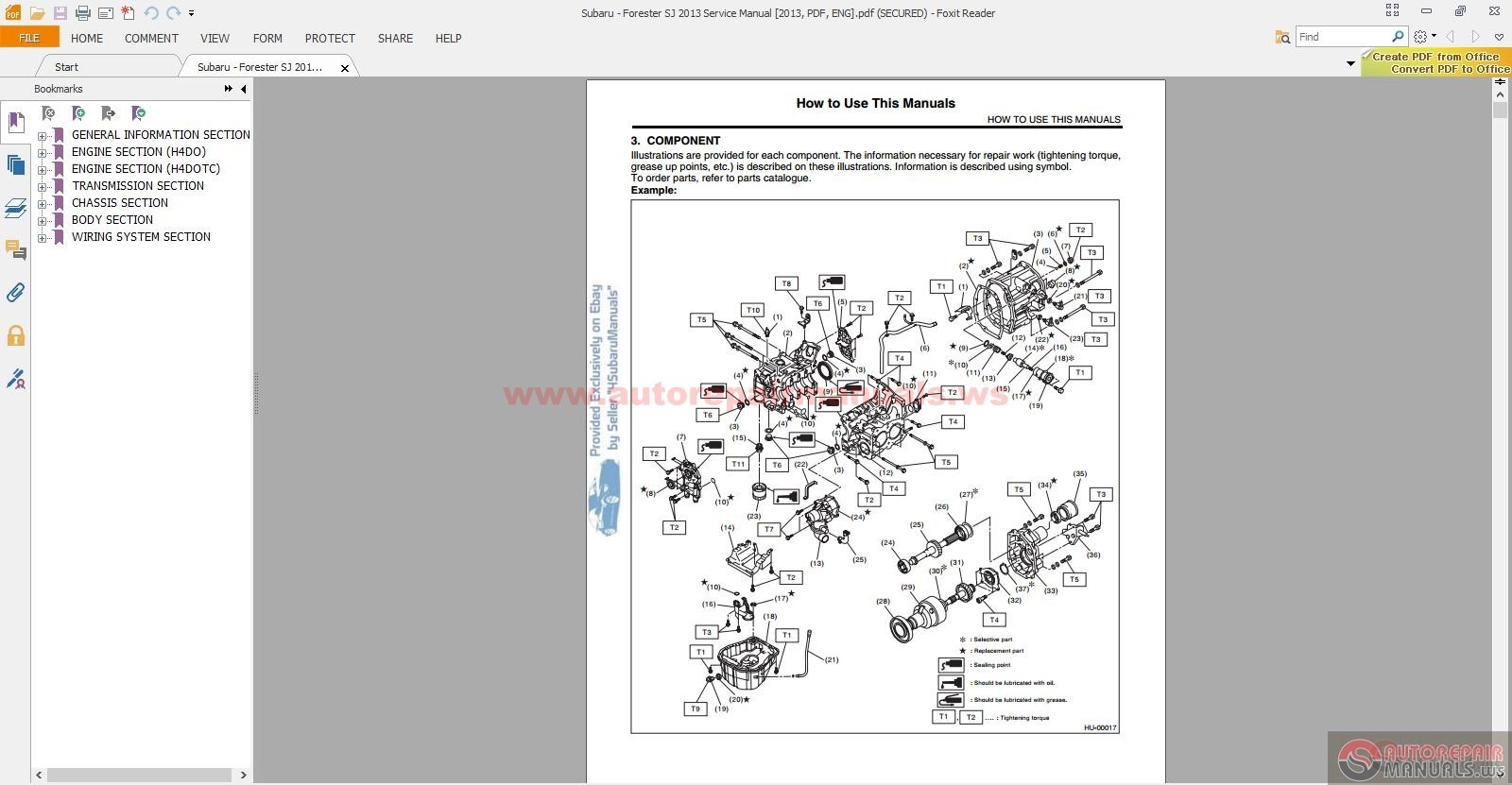 subaru 2015 forester owners manual pdf download