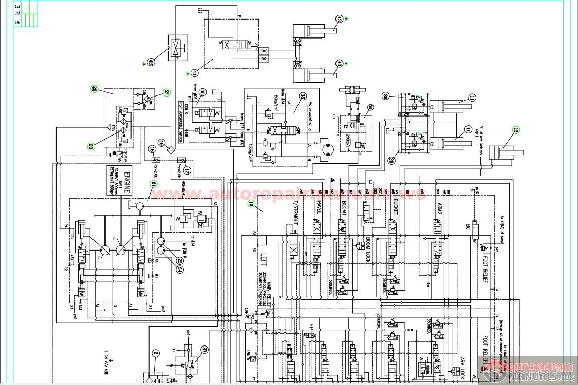 Hydraulic Lift Schematic : Schematics for scissor lift bulldozer elsavadorla