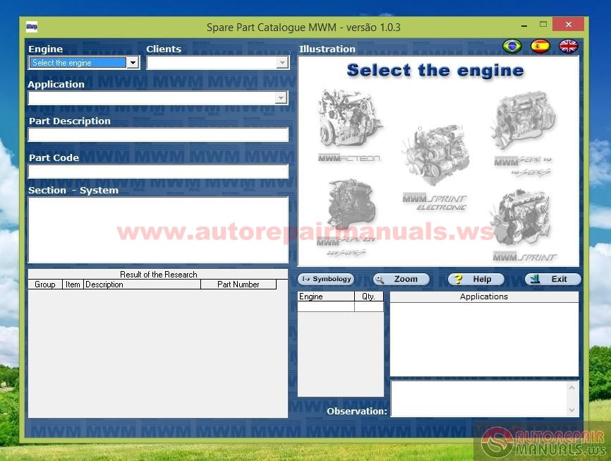 MWM 1 03 Engine Spare Parts Catalog | Auto Repair Manual Forum