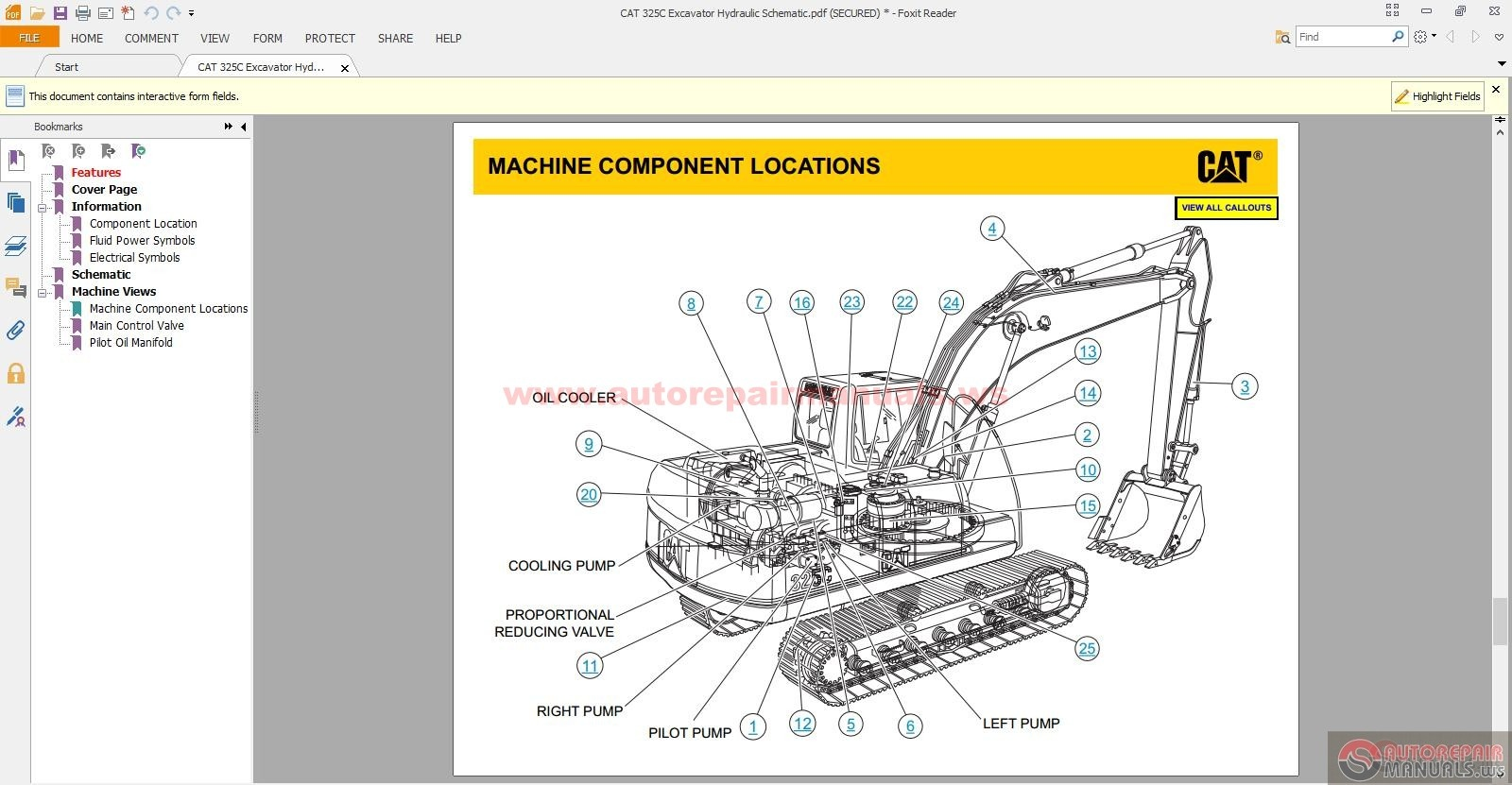 Wondrous Cat Skid Steer 216B Electrical Diagram Auto Repair Manual Forum Wiring Digital Resources Cettecompassionincorg