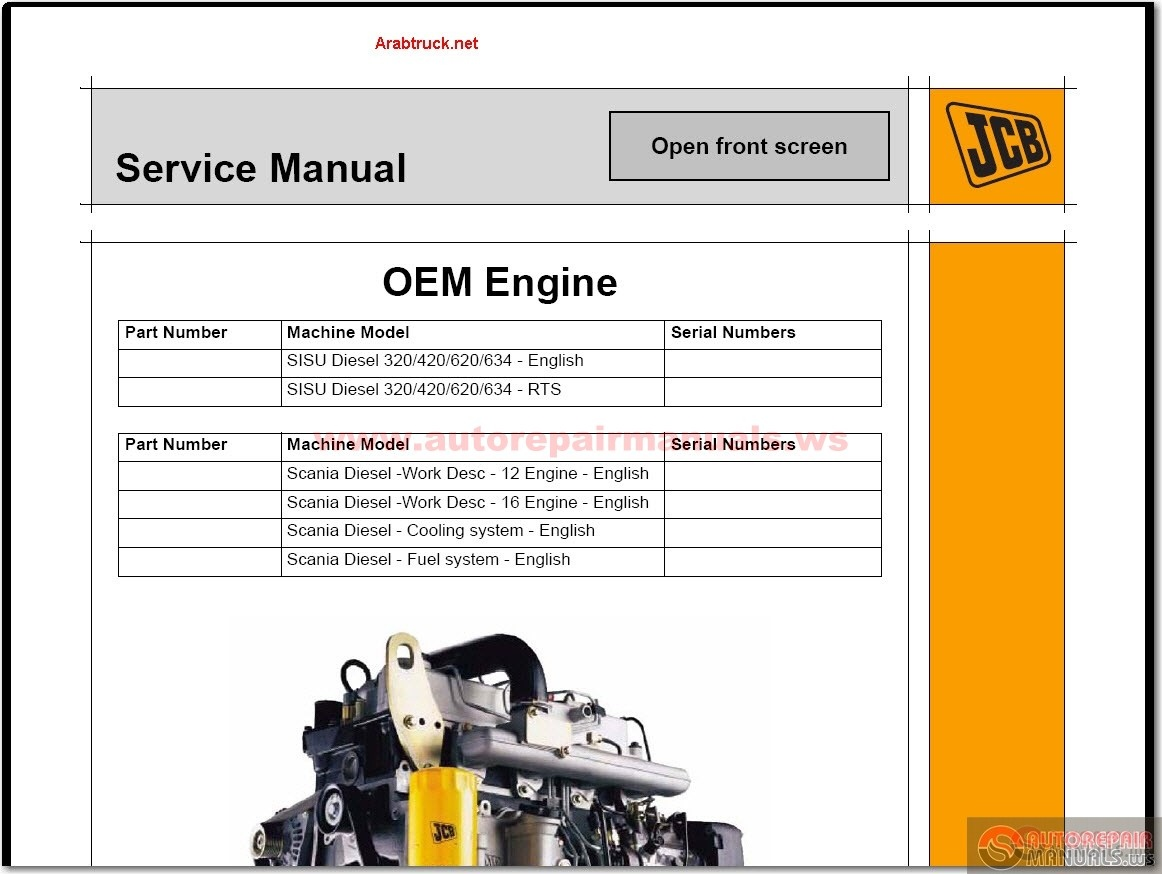 JCBServiceManualsallModels6 jcb service manuals all models auto repair manual forum heavy jcb 508c wiring diagram at panicattacktreatment.co