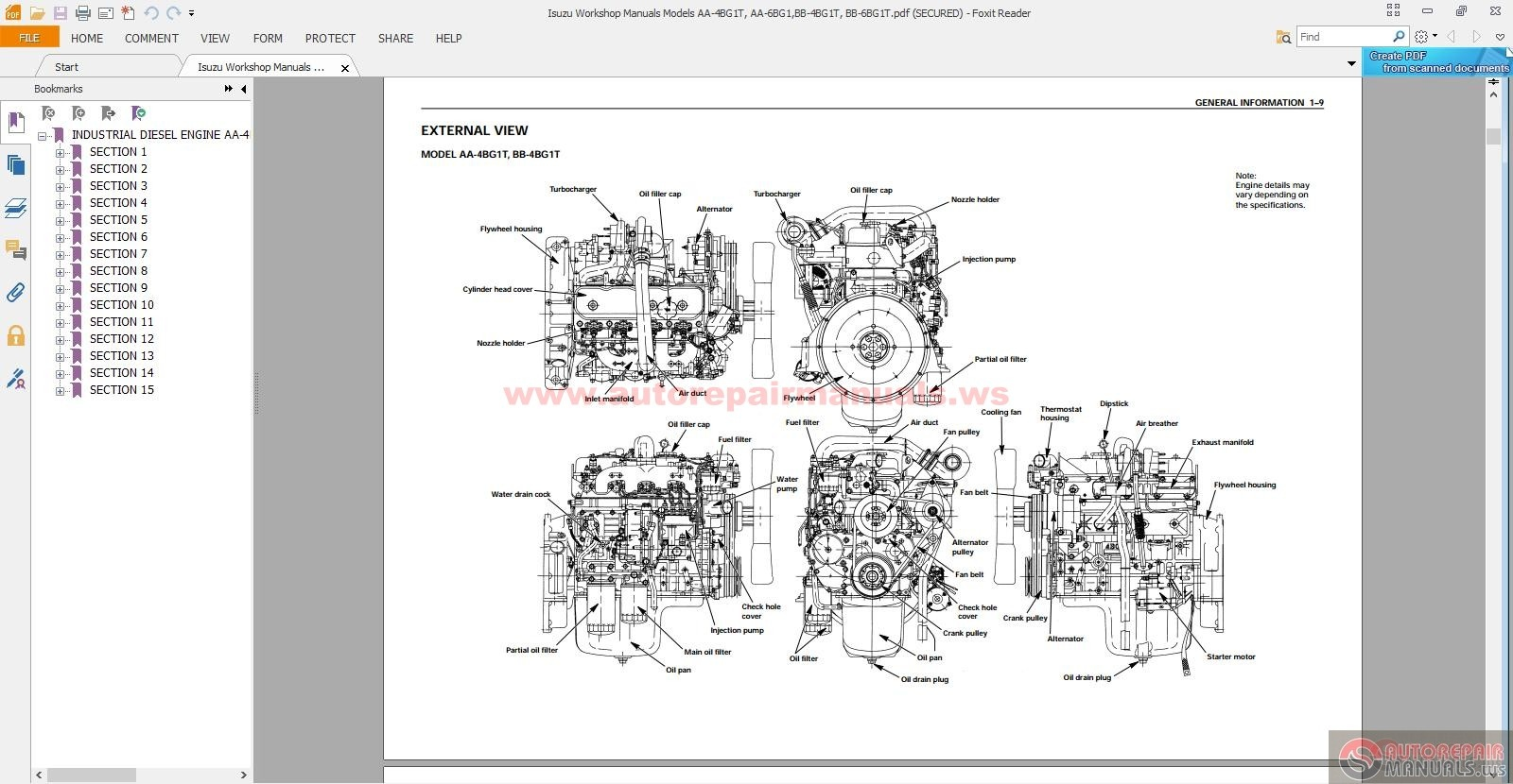 toyota repair manual pdf free download