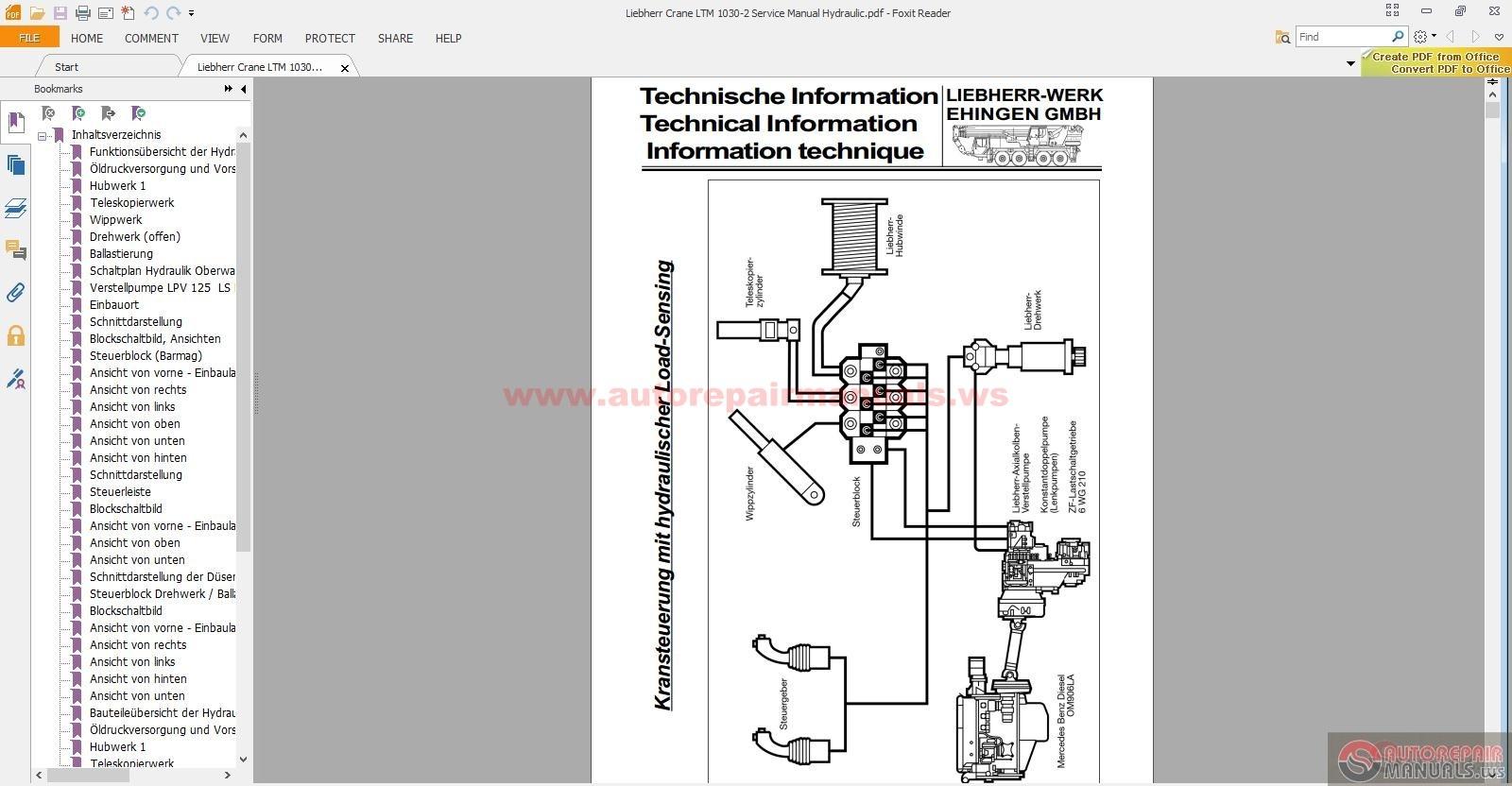 Keygen Autorepairmanuals Ws  Liebherr Crane Ltm 1030