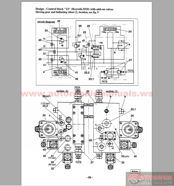 liebherr mobile crane ltm 1050 service manual