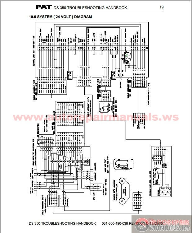 pat ds 350 wiring diagram 1999 pat fuel pump wiring diagram