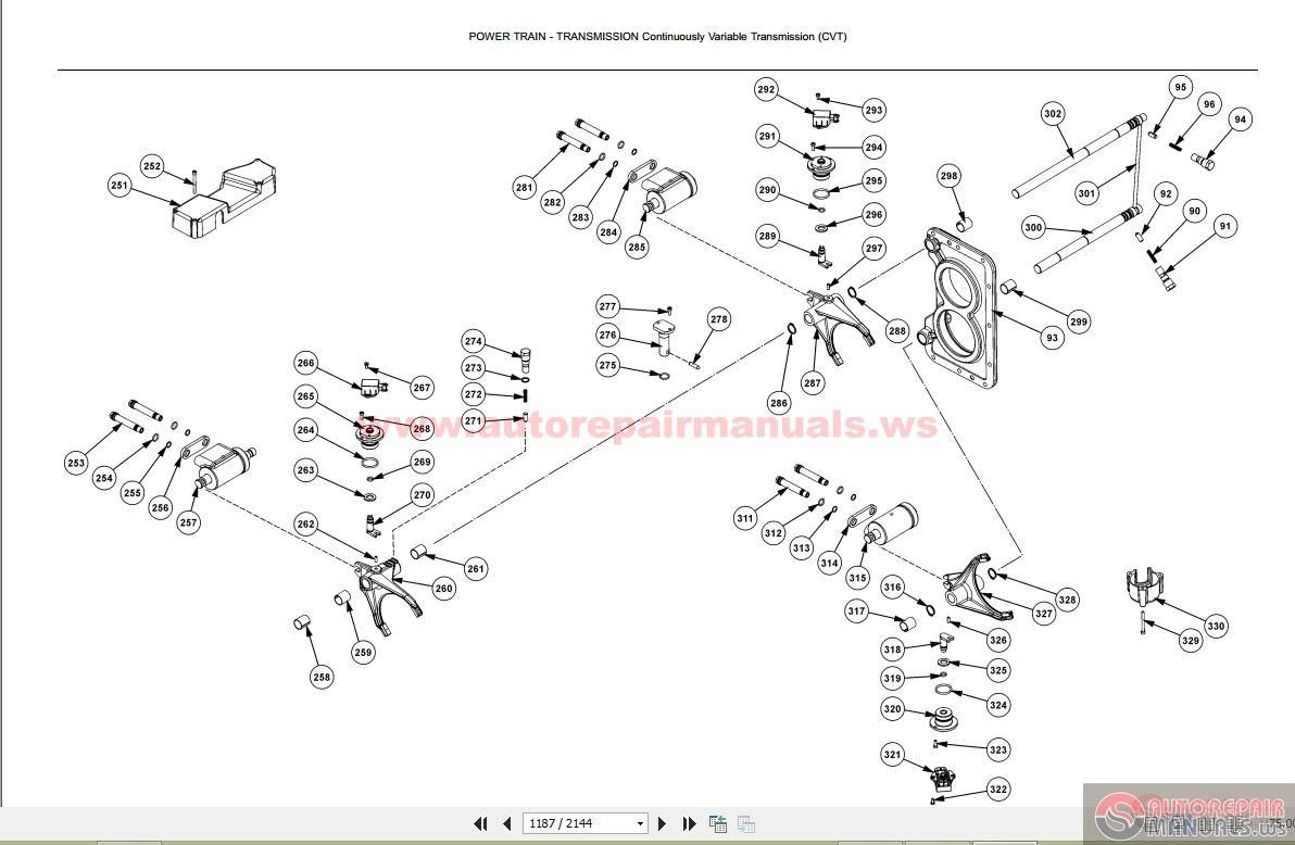Ih 1190 Haybine Parts Diagram Manual