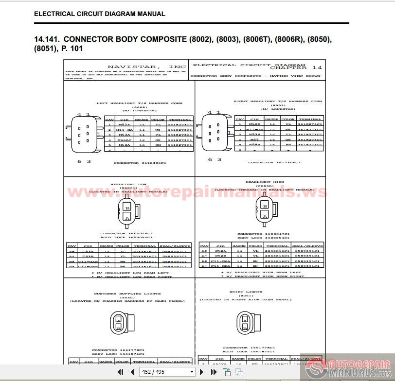 Keygen Autorepairmanuals Ws  Cummins Isx15 Engine Electrical Circuit Diagrams