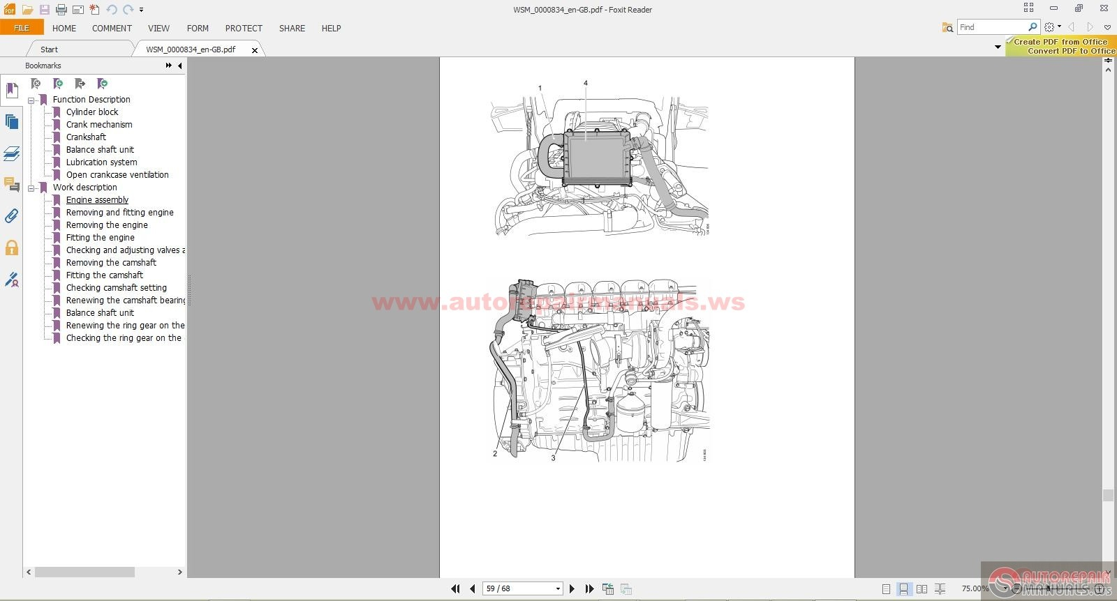Scania Truck Workshop Manual Technical Information CD | Auto