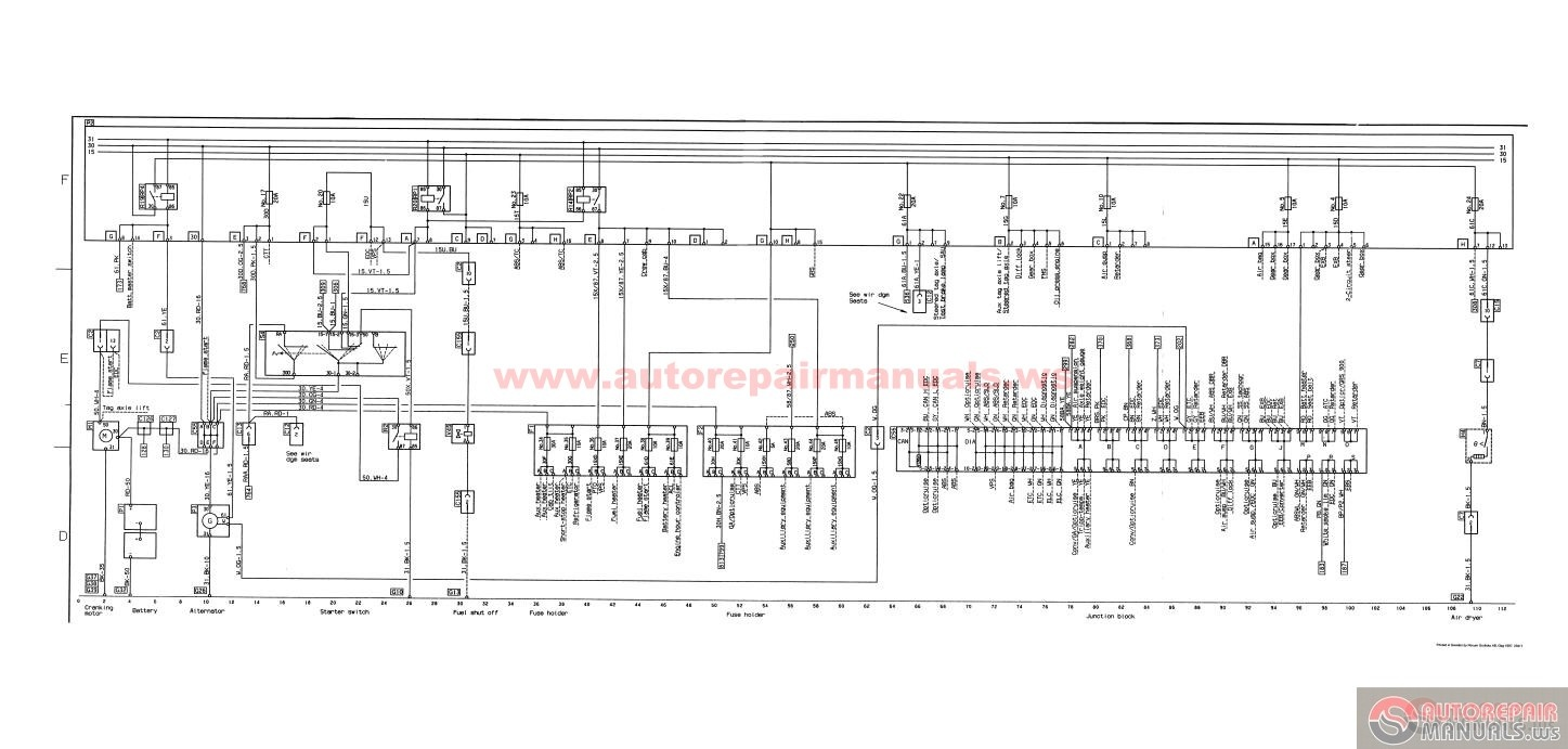 wiring diagram for case 40xt case 95xt wiring diagram