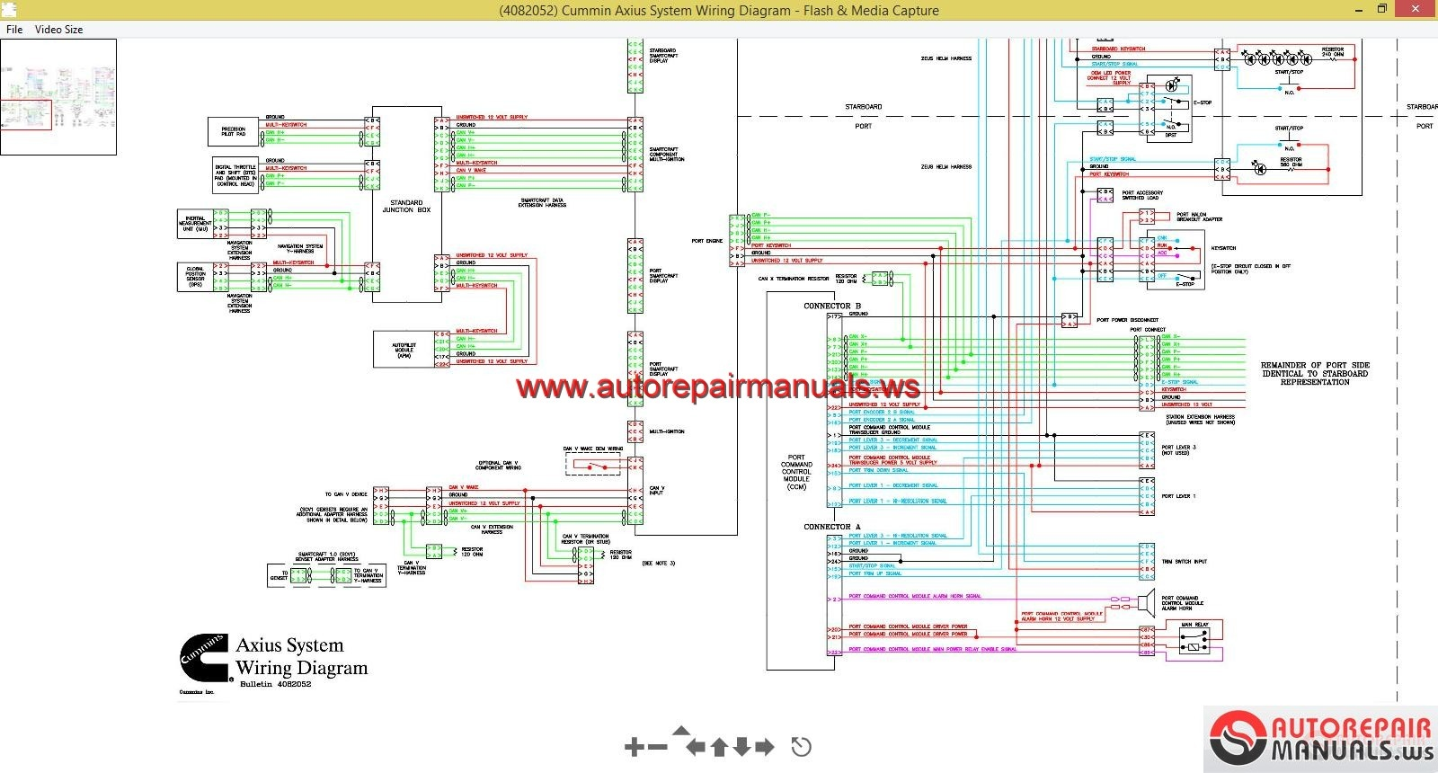 Cummin_Axius_System_Wiring_Diagram cummin axius system wiring diagram auto repair manual forum mitsubishi fuso wiring diagram at readyjetset.co