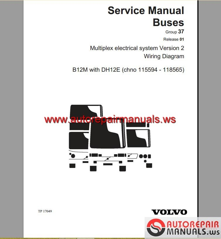 volvo bus wiring diagram wiring diagram for light switch u2022 rh lomond tw  volvo bus b12 wiring diagram