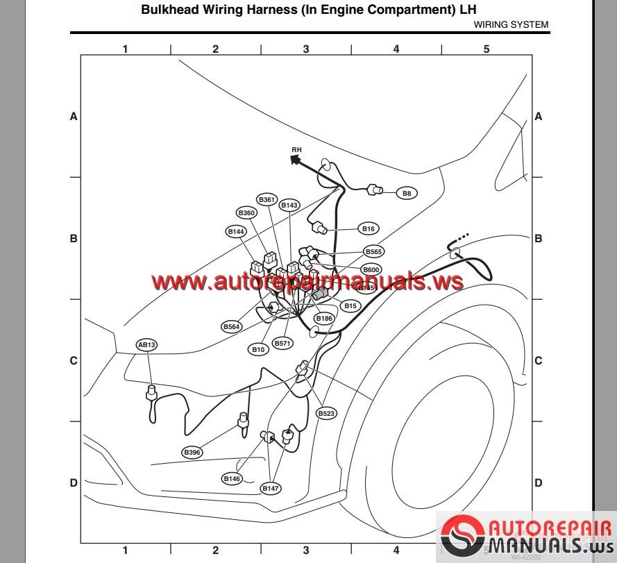 Subaru Impreza 1996 Workshop Manual Download