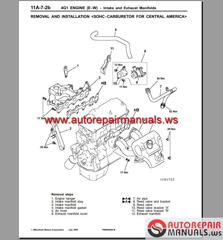 keygen autorepairmanuals ws  mitsubishi 4g15 engine manual