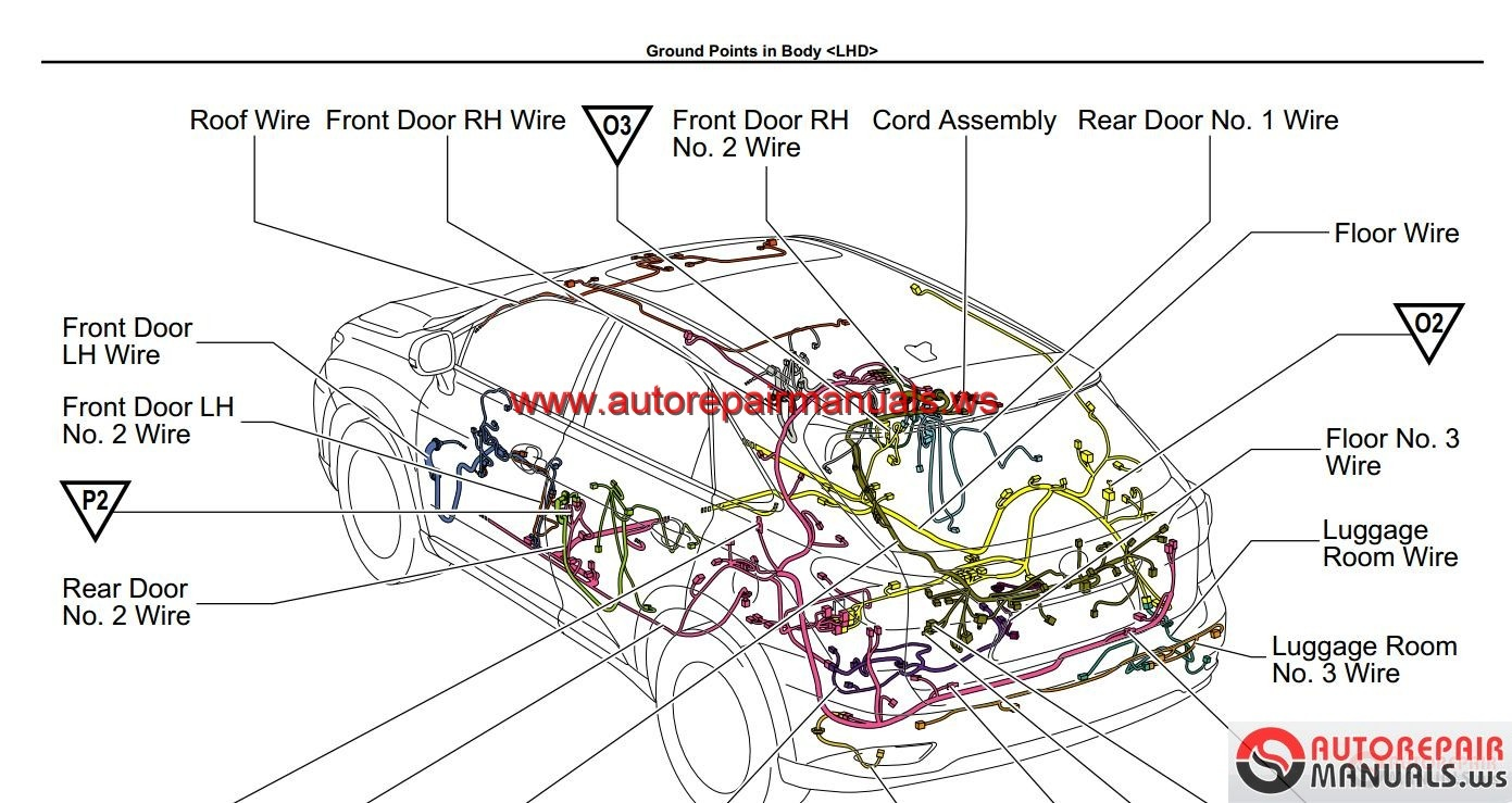 Lexus Rx Wiring Diagram Wiring Diagram Forward