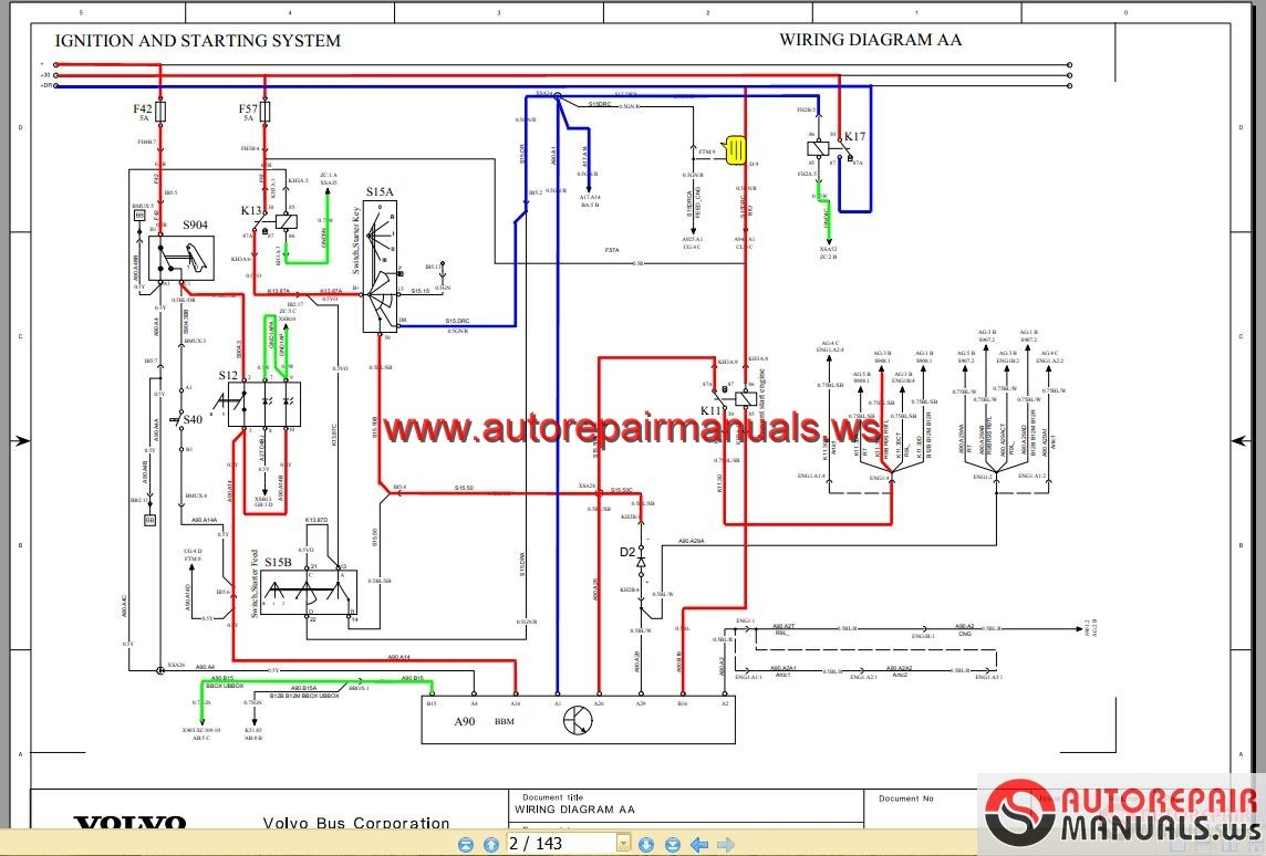 Volvo Wiring Diagram Guide And Troubleshooting Of S80 Ignition S60 Blower Motor Location Get Free Image Diagrams C70