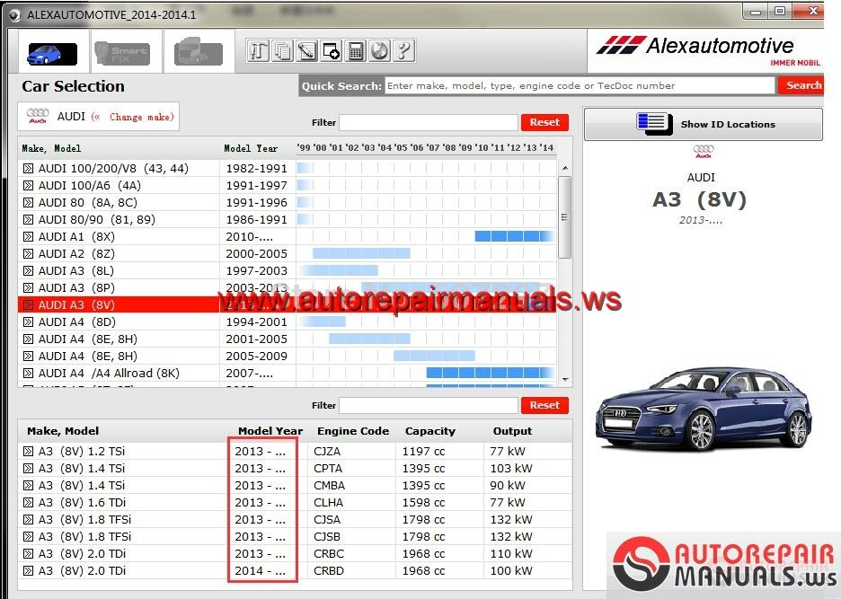 Vivid Workshop Data 2015 Fee Download Auto Repair Manual