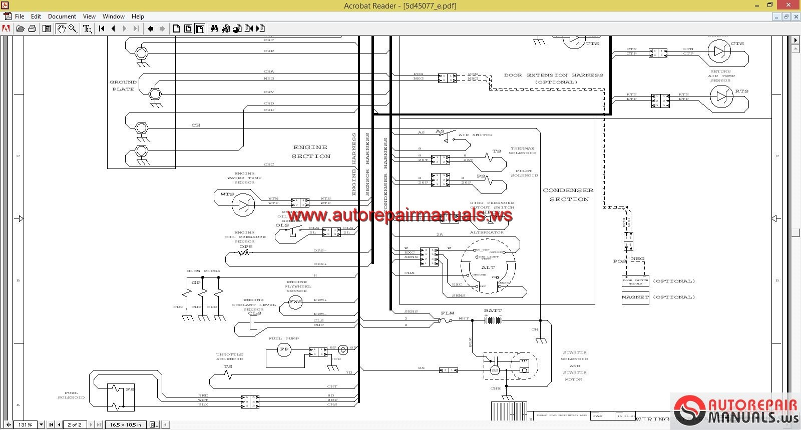 Thermo King Diagrams 2006 Full Auto Repair Manual Forum