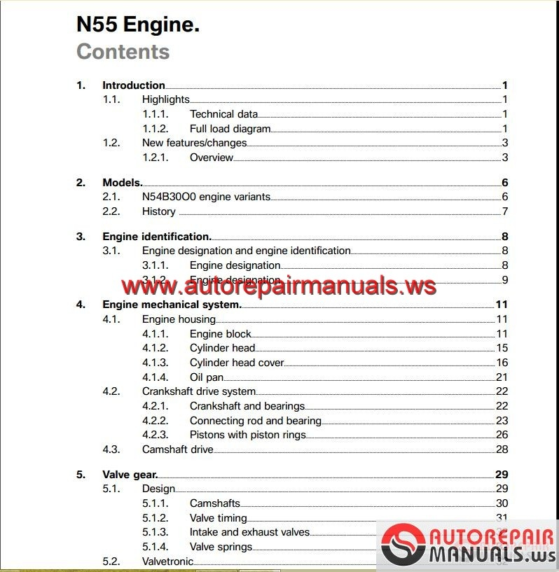 bmw n55 engine technical training auto repair manual forum bmw n55 engine technical training size 42 4mb language english type pdf pages 112 technical training product information n55 engine