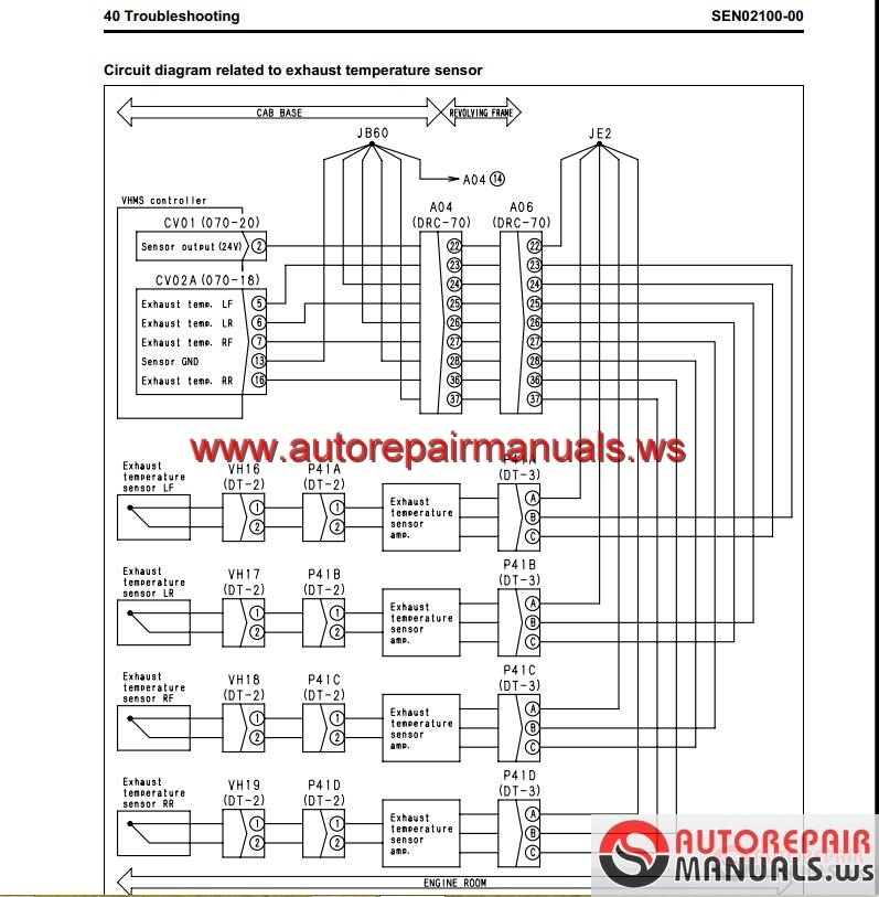 komatsu pc2000 8 shop manual auto repair manual forum. Black Bedroom Furniture Sets. Home Design Ideas