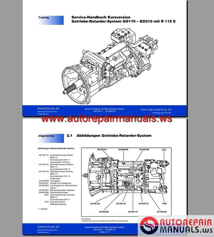 mercedes w211 workshop manual download