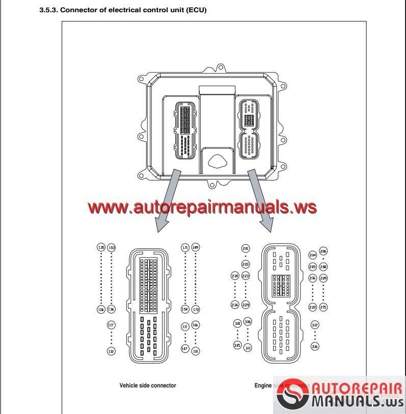 auto repair manuals  doosan diesel engine workshop manual