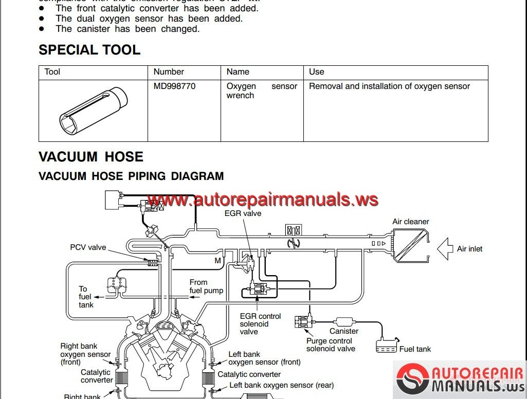 7mgte Wiring Diagram Auto Electrical 1968 Mustang Manual 89 7mge Engine Vacuum