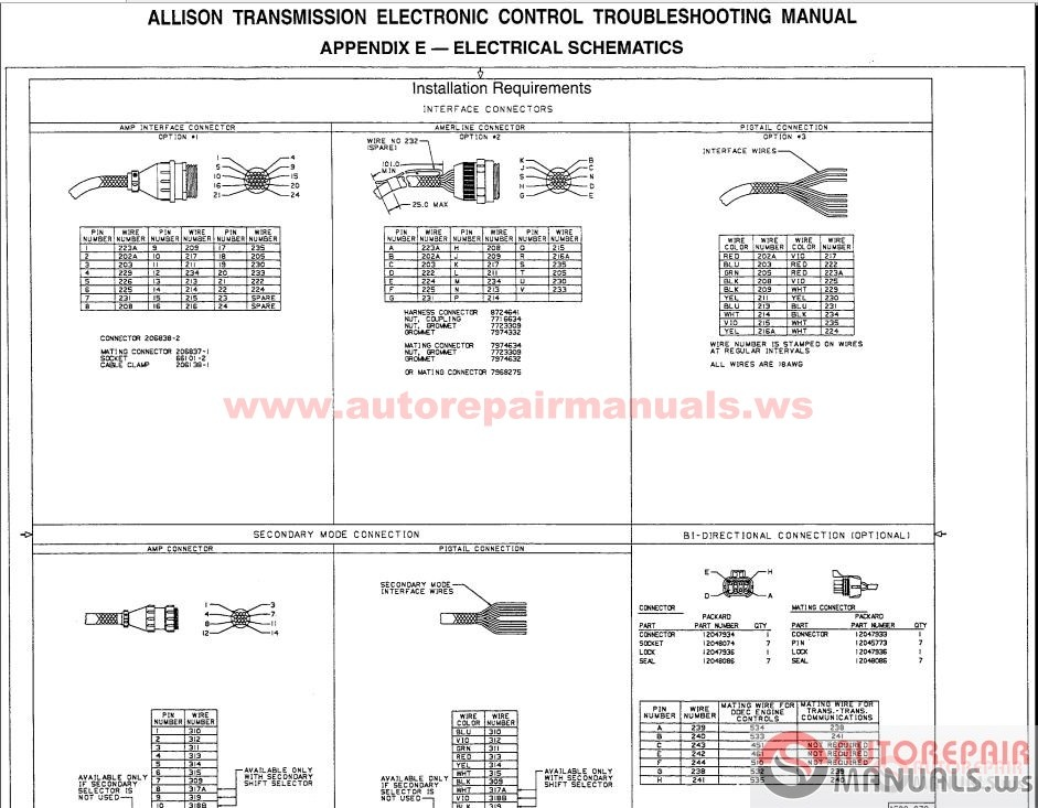 allison hd4560 wiring diagram allison mt643 wiring diagram. Black Bedroom Furniture Sets. Home Design Ideas