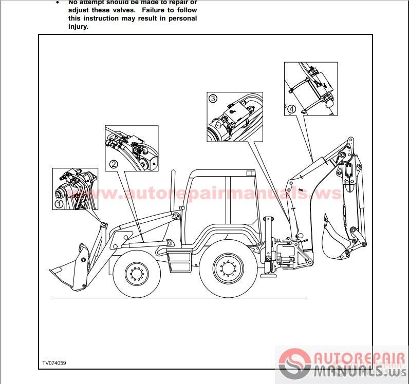 terex all set service manual auto repair manual forum heavy rh autorepairmanuals ws Terex Dozer terex 860 sx service manual