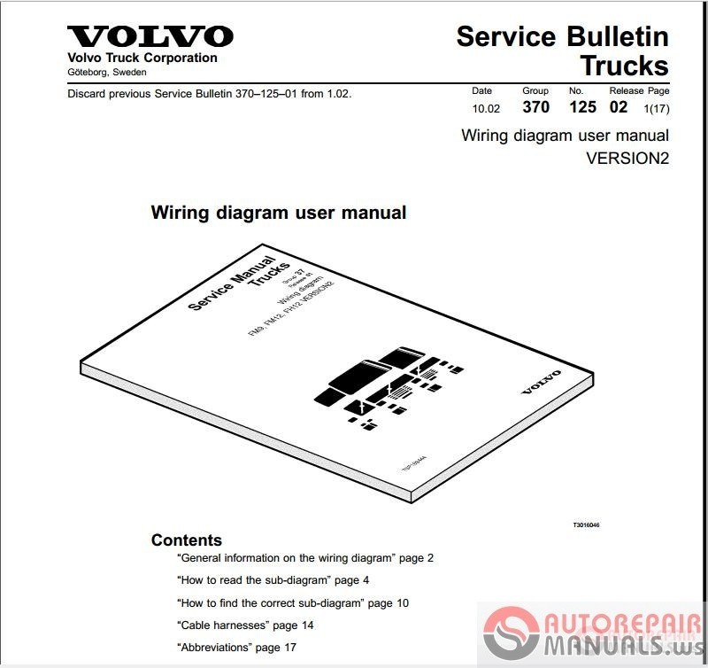 Volvo_Wiring_Diagram_Instructions1 volvo wiring diagram instructions auto repair manual forum volvo fh wiring diagram at bayanpartner.co