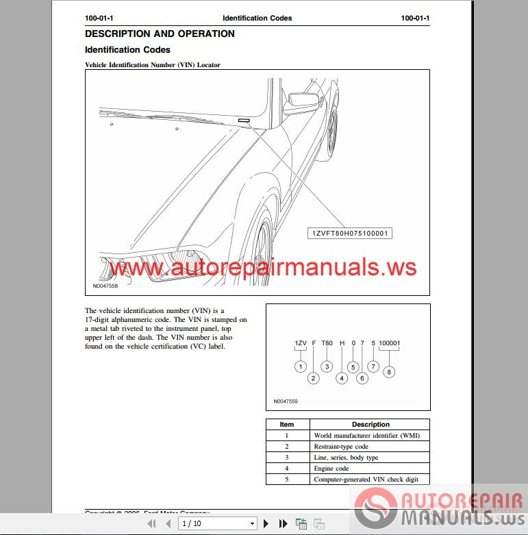 ford mustang s197 2005 service manual auto repair manual forum rh autorepairmanuals ws 2005 Ford Mustang Shop Manual service manual mustang 2005