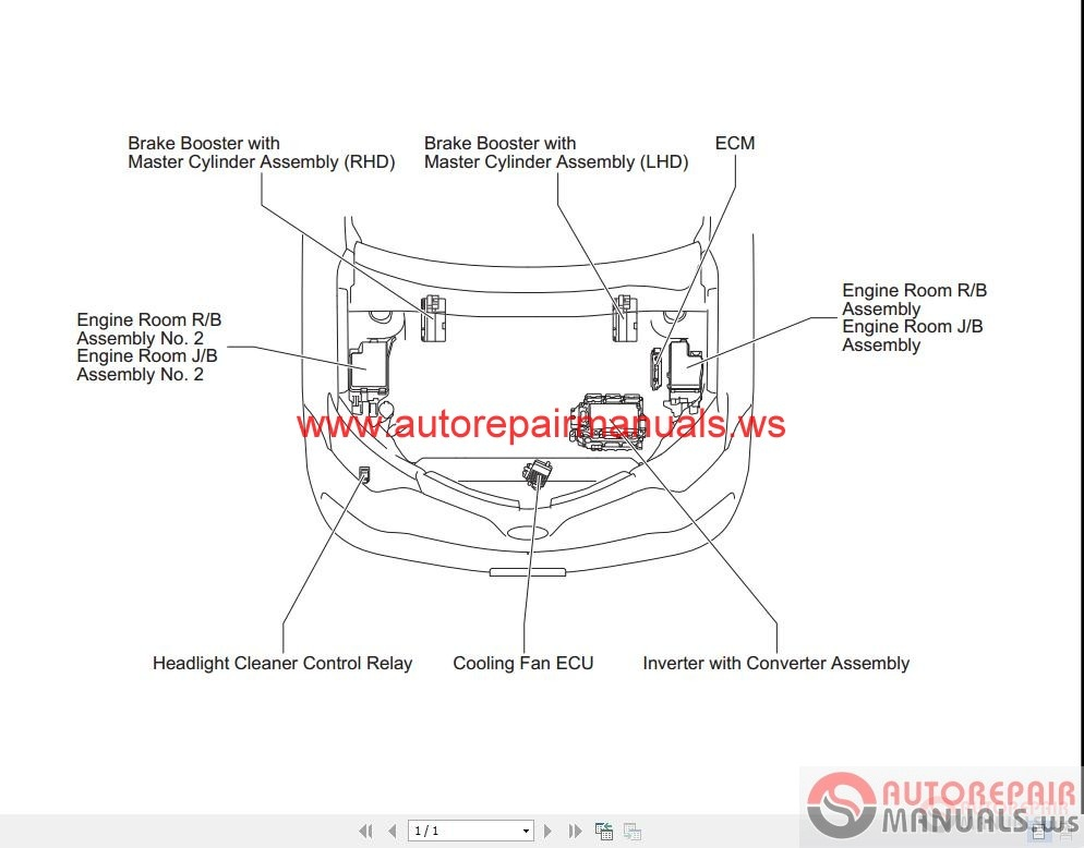 toyota rav4 2015 wiring diagram auto repair manual forum heavy rh autorepairmanuals ws RAV4 AC Diagram 2007 RAV4 Parts Diagram