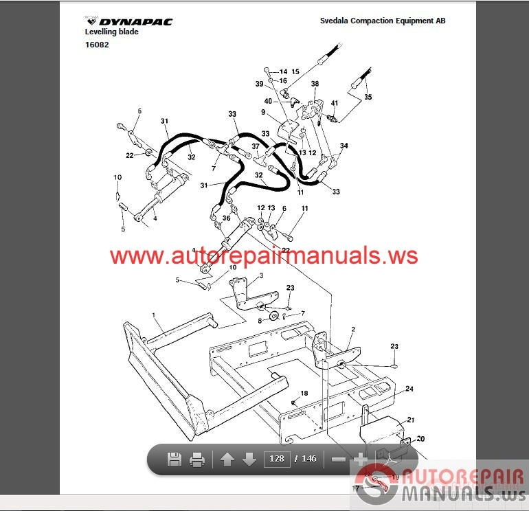 Dynapac_Canada_ _Parts_Manual_EPC_CD9 free auto repair manual dynapac canada parts manual epc cd dynapac cc122 wiring diagram at mifinder.co