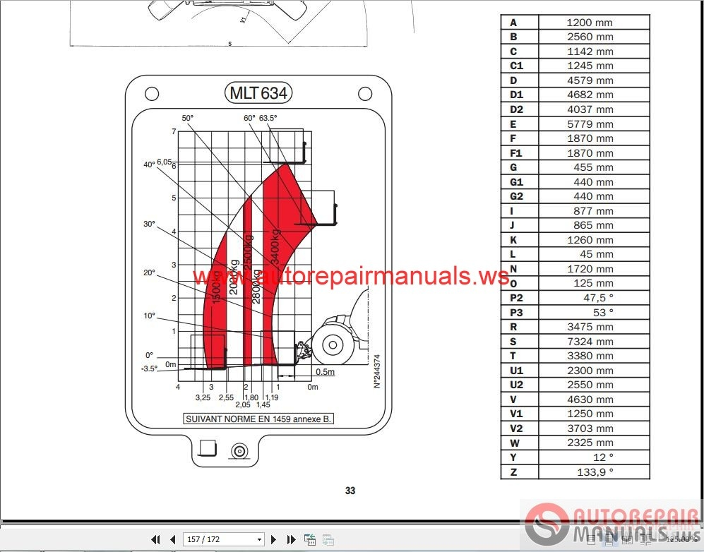1100 wiring diagram for crane crane accessories wiring