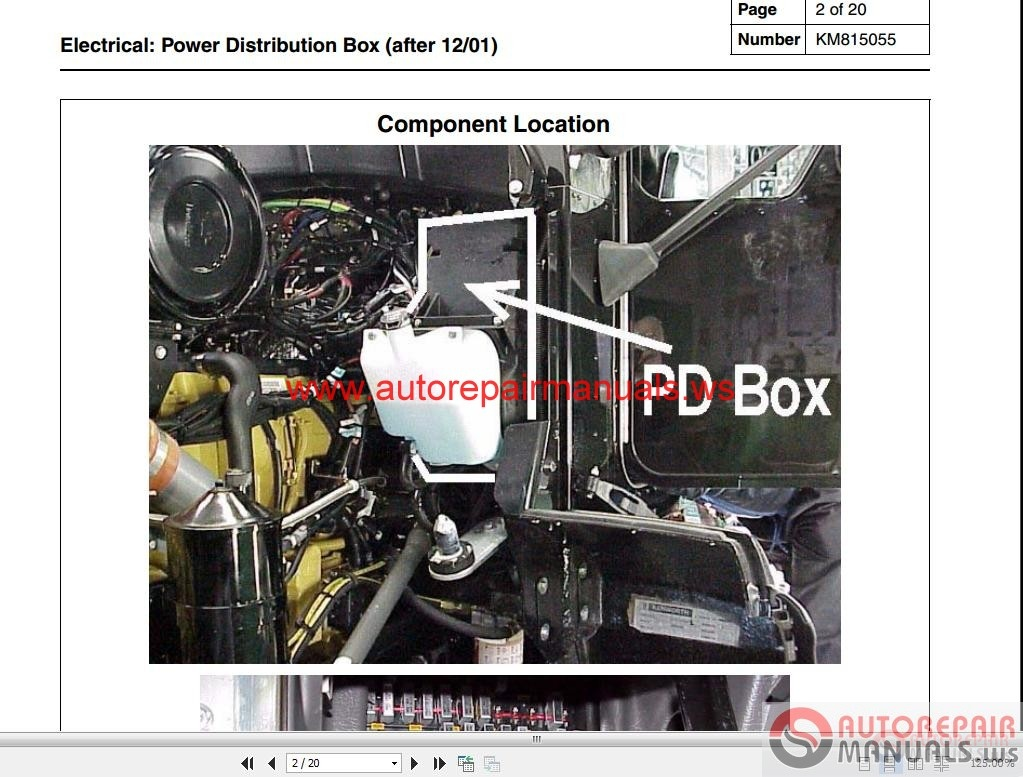 kenworth fuse diagram for 2012  kenworth  get free image