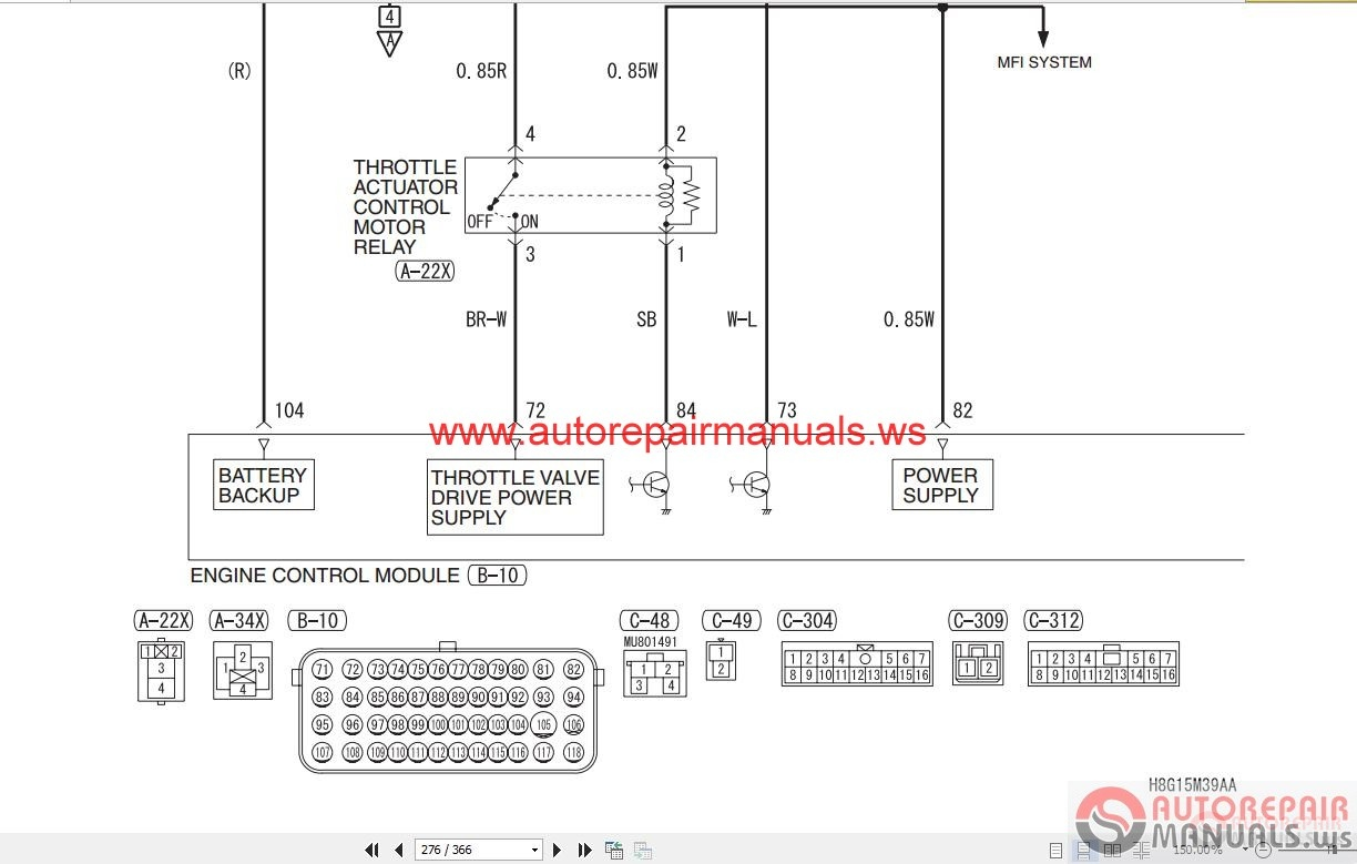 Mitsubishi Outlander Parts Diagram Free Download Wiring Diagrams